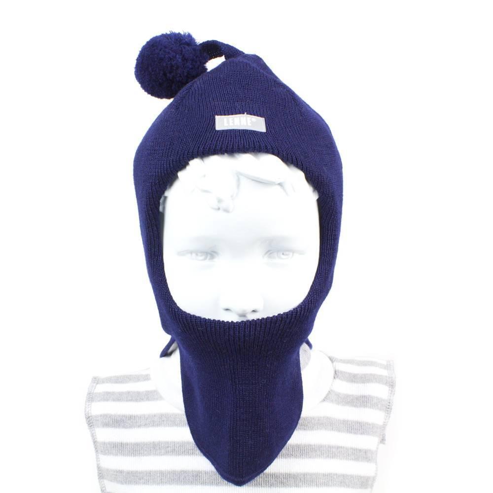 Шапка шлем зимняя вязаная детская MACLE 18582