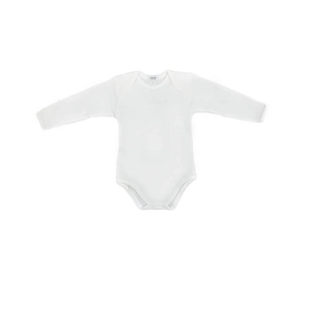 Боди детский iDO длинный рукав хлопок трикотаж 4.V063.00/0113