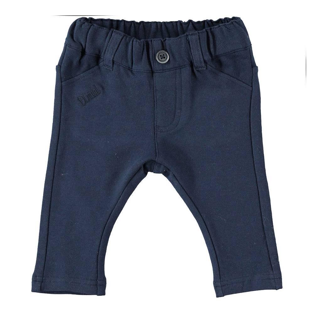 Брюки для мальчика iDO стильные вышивка IDO MINI 4.W071.00/3885