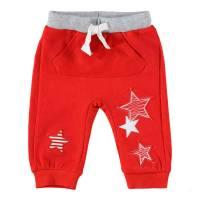 Штаны для мальчика iDO спортивные хлопок трикотаж 4.W075.00/2256
