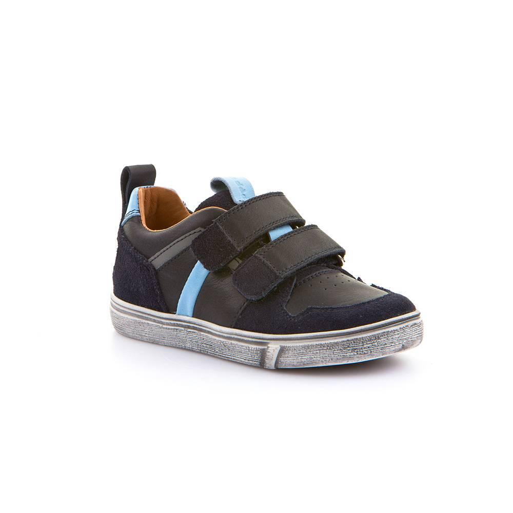 Кроссовки для мальчика Froddo натуральна кожа на липучках G3130124
