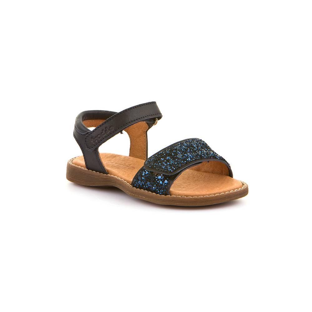 Босоножки для девочки натуральная кожа Froddo на липучках G3150132